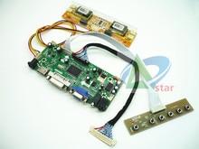 Kit de carte contrôleur HDMI + DVI + VGA + AUDIO LCD 19