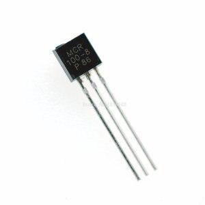 50PCS/LOT MCR100-8 100-8 MCR100 TO-92 SCRs 600V 800mA New