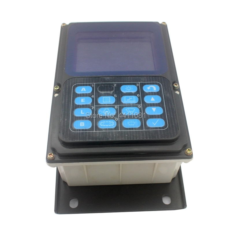 7835-16-1002 Monitor excavadora Panel de visualización para Komatsu PC400-7 PC450-7 1 año de garantía