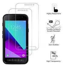 Verre trempé pour Samsung Xcover 4 G390F protecteur décran 2.5D 9H Premium verre trempé pour Samsung Xcover4 Film de protection