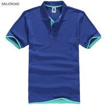 Nouvelle grande taille marque hommes Polo chemise hommes coton à manches courtes chemise classique maillots hommes hauts décontracté col montant homme Polo