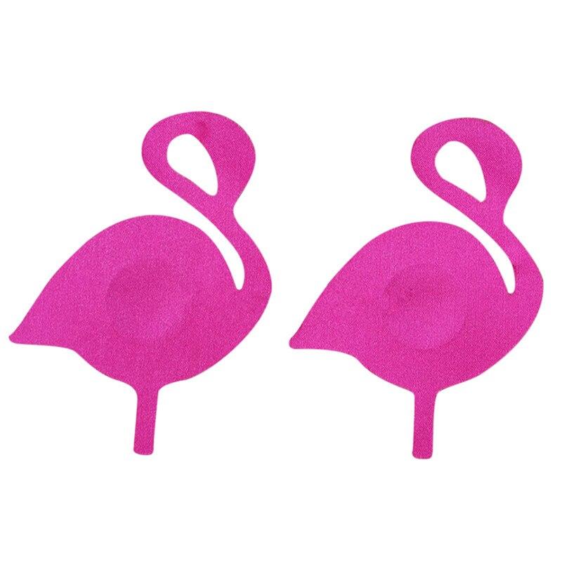 Sexy Nipple Cover 2Pairs Creative Ball Design Women Breast Petals Nipple Stickers Tape Boob Enhancer Bra Intimate Accessories