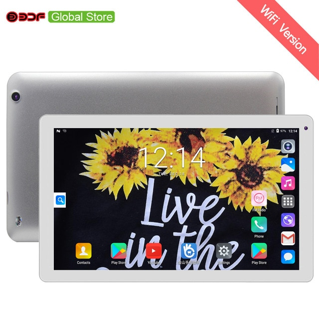 Moscovo bdf nova tabuleta 10 polegada tamanho grande android 5.1 tablet pc 1 gb ram 32 gb rom apoio vídeo fm quad core wi-fi comprimidos 7 8 9 10