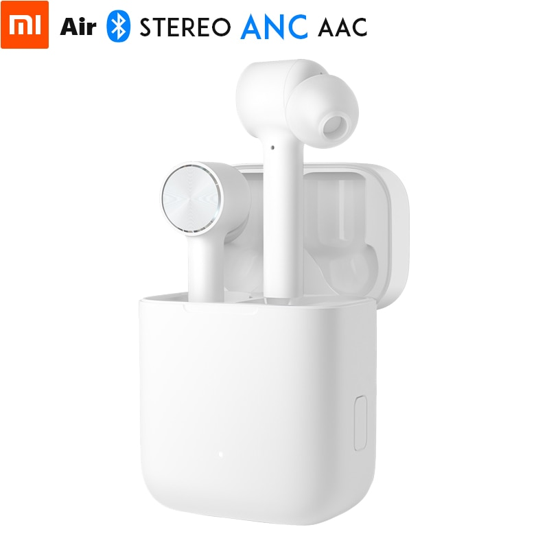 [Nuevo] auriculares Xiaomi Air TWS con Bluetooth, verdadero auricular estéreo inalámbrico, interruptor ANC, ENC HD, Auto Pause Tap Control IPX4 a prueba de agua