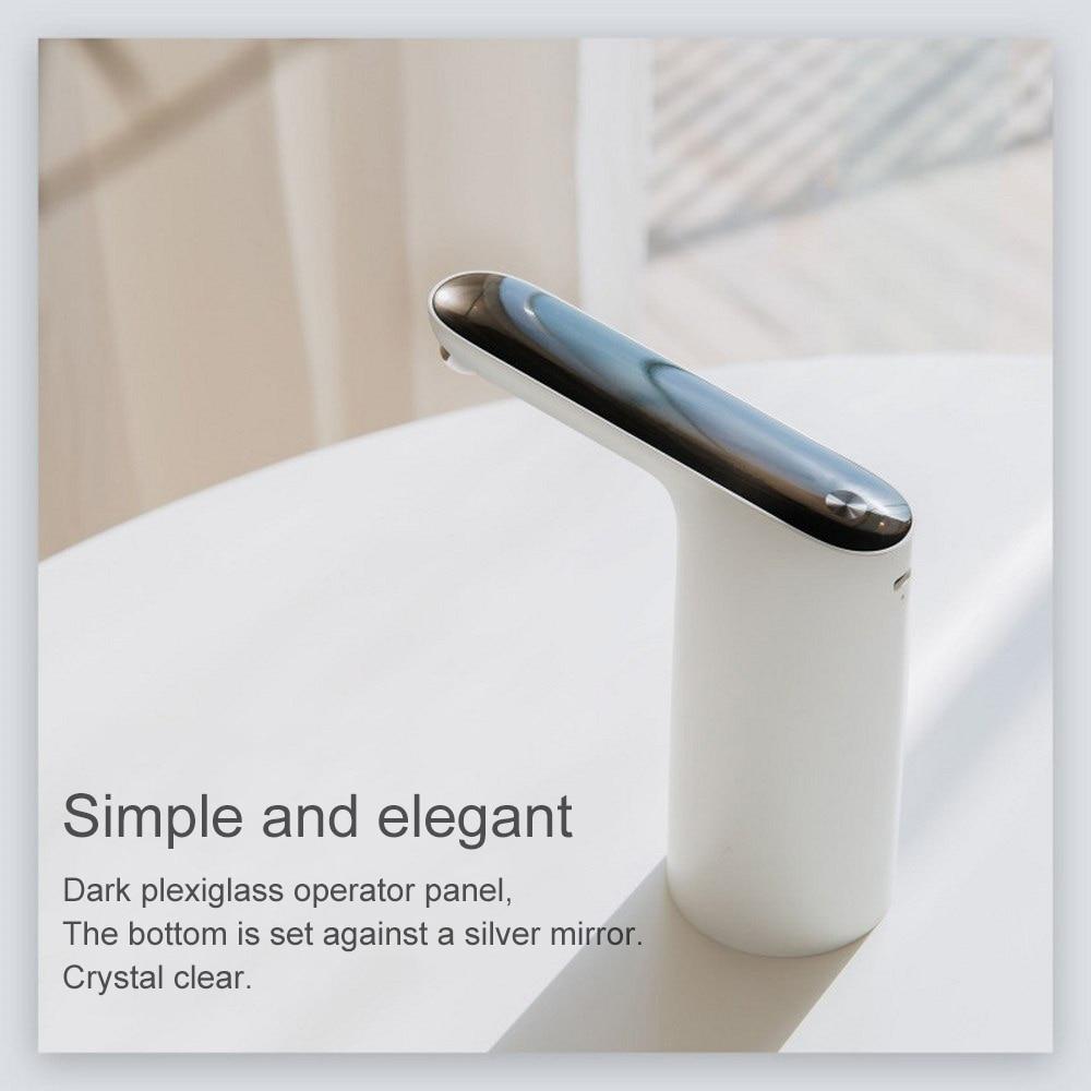Новый стиль портативный мини USB Автоматический Электрический водяной насос диспенсер галлон питьевой бутылки переключатель для дома и офиса путешествия