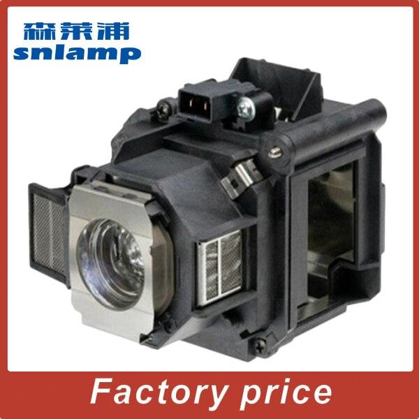Snlamp Vervanging Projector Lamp ELPLP63/V13H010L63 lamp met behuizing EB-G5650W EB-G5750WU EB-G5950 Emp Pro G5650WNL