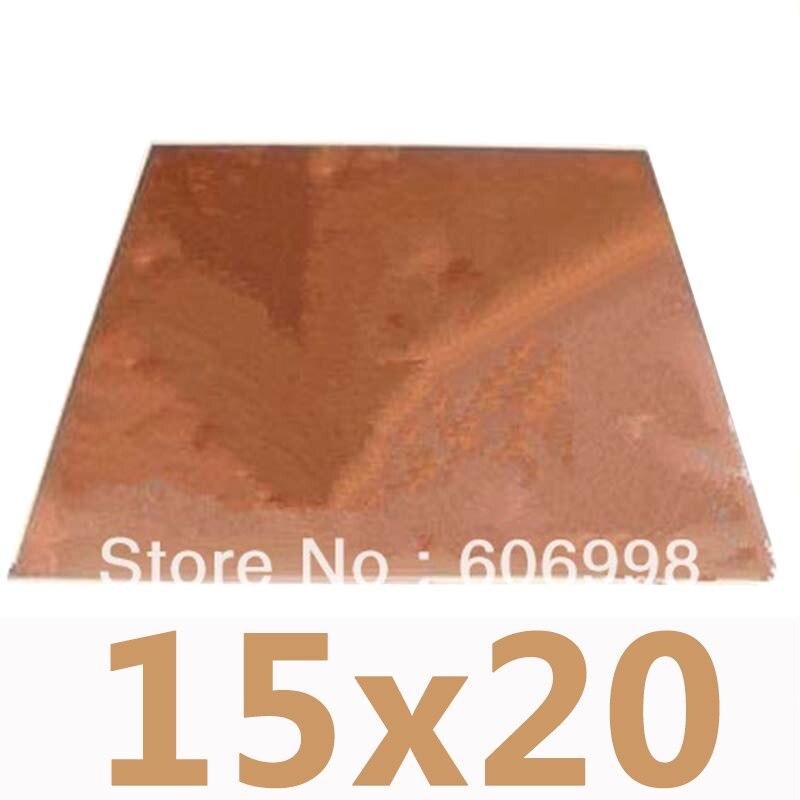 15*20 cm placa de circuito dupla face placa folheada cobre 1.5mm espessura fibra de vidro universal pcb placa protoboard