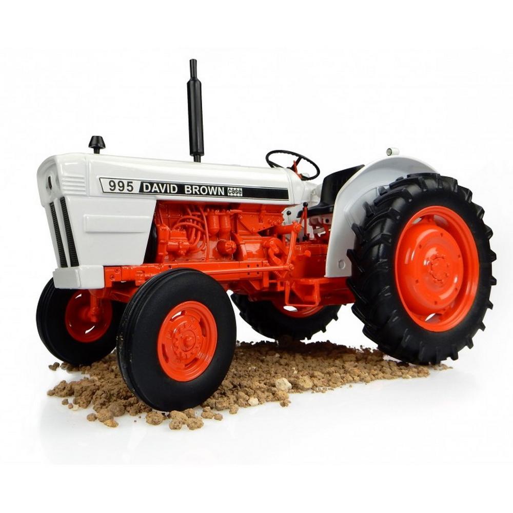Universal-1/16 David Brown 995 1973 Tractor modelo UH4885