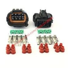 Connecteur automobile pour Nissan Sylphy Teana   5 jeux, 8 broches, 6185-1177 6188, prise de phare pour homme