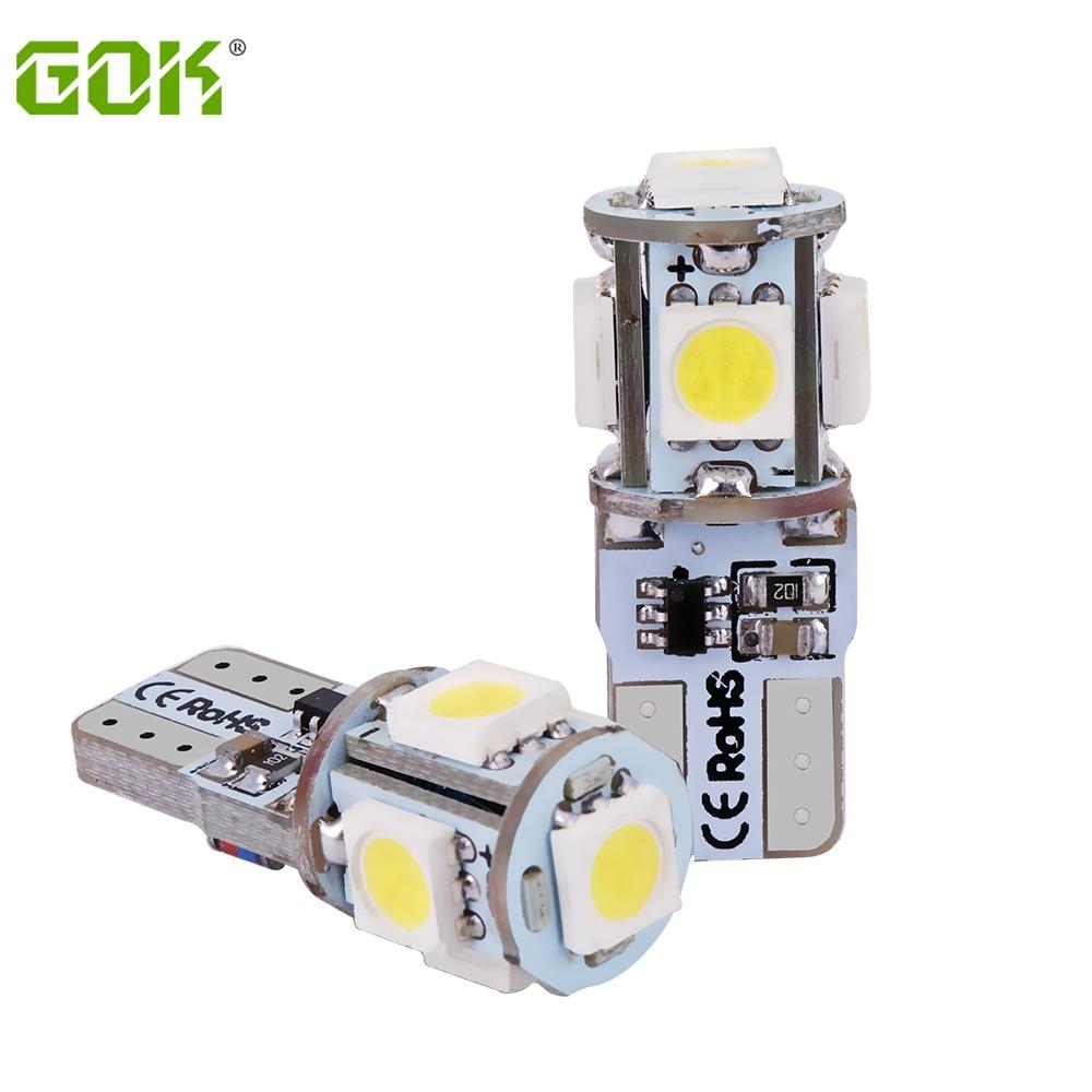 20pcs/lot T10 led Strobe flashing W5W 5led 5050SMD LED lasting shine+auto strobe flash Two modes of Operation Car light bulbs
