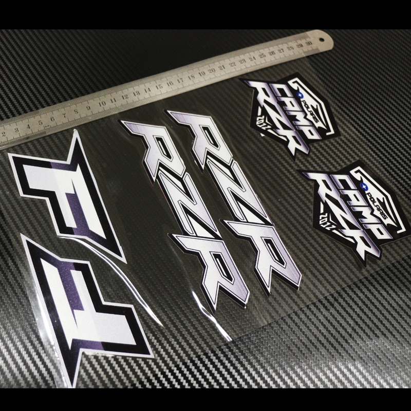4 estilos ATV para mi RZR come RHINOS Album Calcomanía para Auto,...