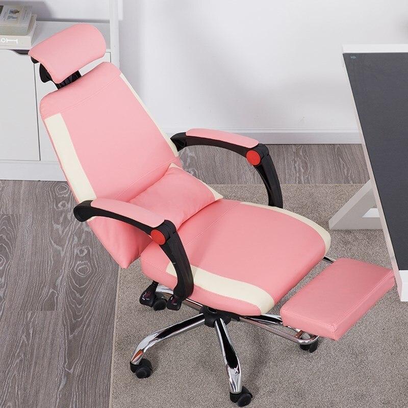 Поворотный для работы в офисе принести кресло вас розовый цвет принцесса