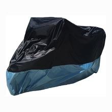 Couverture imperméable pour moto et Scooter   Nouveau couvercle imperméable pour protection contre les Uv, protection contre la poussière, pour moto et Scooter, taille M ~ 4XL
