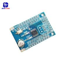 N76E003AT20 Entwicklung Bord System Board Core Board Mindest System Drahtlose Modul für Arduino