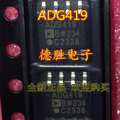 Envío gratuito ADG419BRZ ADG419 SOP8