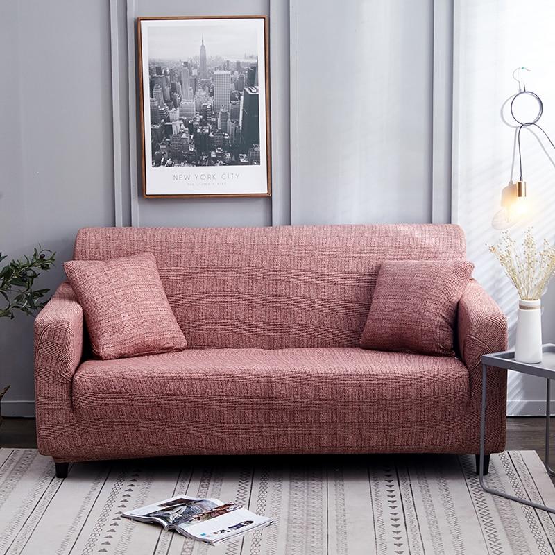Universal Elastic sofa covers for living room sofa towel Slip-resistant sofa cover strech sofa Slipcover 1/2/3/4 seater