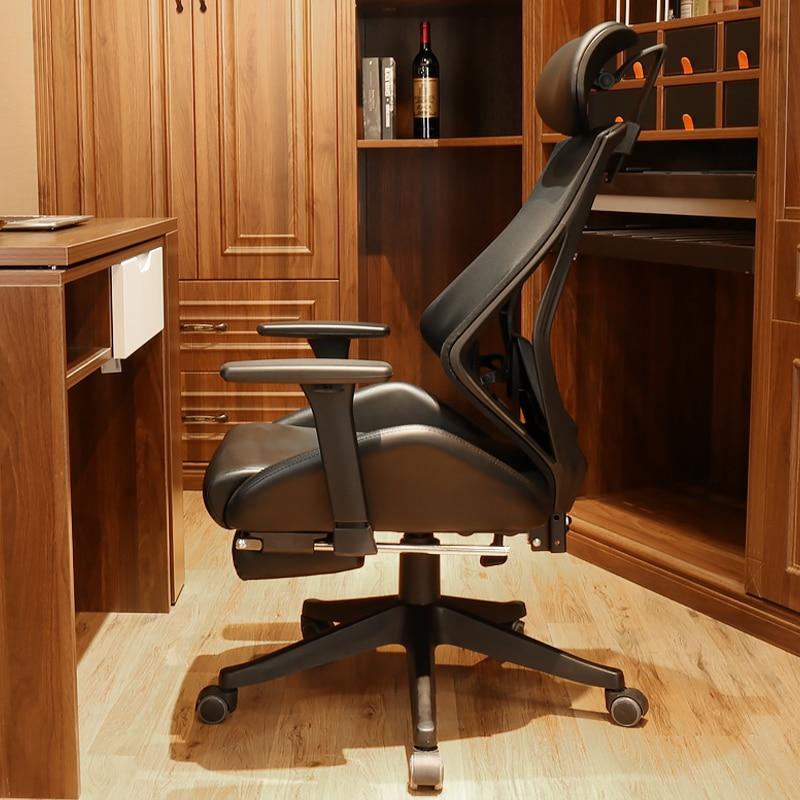 Домашний компьютерный игровой стул для ног откидывающееся вращающееся офисное