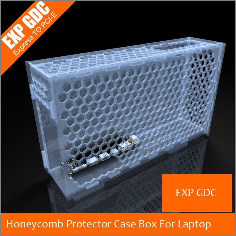 Caja protectora Honeycomb para EXP GDC gráficos independientes tarjeta externa