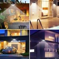 32 led solar power pir motion sensor wall light outdoor waterproof energy saving street yard path home garden security lamp