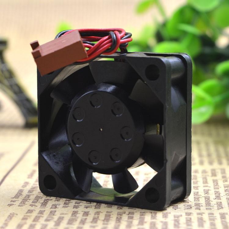 NMB 1606KL-04W-B30 DC 12V 0.09A, 2-wire 3-pin connector 70mm, 40x40x15mm Server Square fan