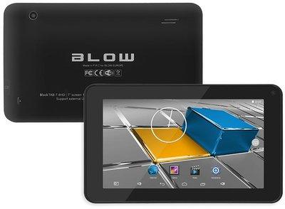 Black 7 Inch for BLOW BlackTAB7.4 HD (79-010) Capacitive touch screen panel repair replacement spare