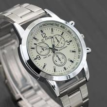 2019 Hot  Mens Classic Quartz Analog Watch Luxury Fashion Sport Wristwatch Stainless Male Watches Re