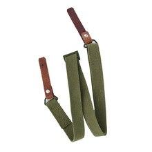 Adjustable Shoulder Strap Army Green Nylon Mission Sling Hunter Belt  Gun sling Rifle Sling Hunting Gun Accessories