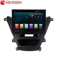 asvegen quad core 10 2 android 6 0 car gps navigation autoaudio headunit multimedia dvd player for hyundai avante 2012 2016