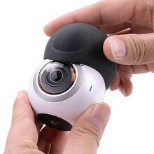 Silikonowa osłona obiektywu ochronnego do aparatu Samsung Gear 360