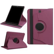 Funda giratoria de alta calidad de 360 grados para Samsung Galaxy Tab S3 9,7 T820
