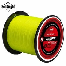 SeaKnight TriPoseidon série 300M/330Yard tresse pêche PE lignes hiver mer corde fil Multifilament 8LB 10LB 20LB 30LB 40LB 60LB