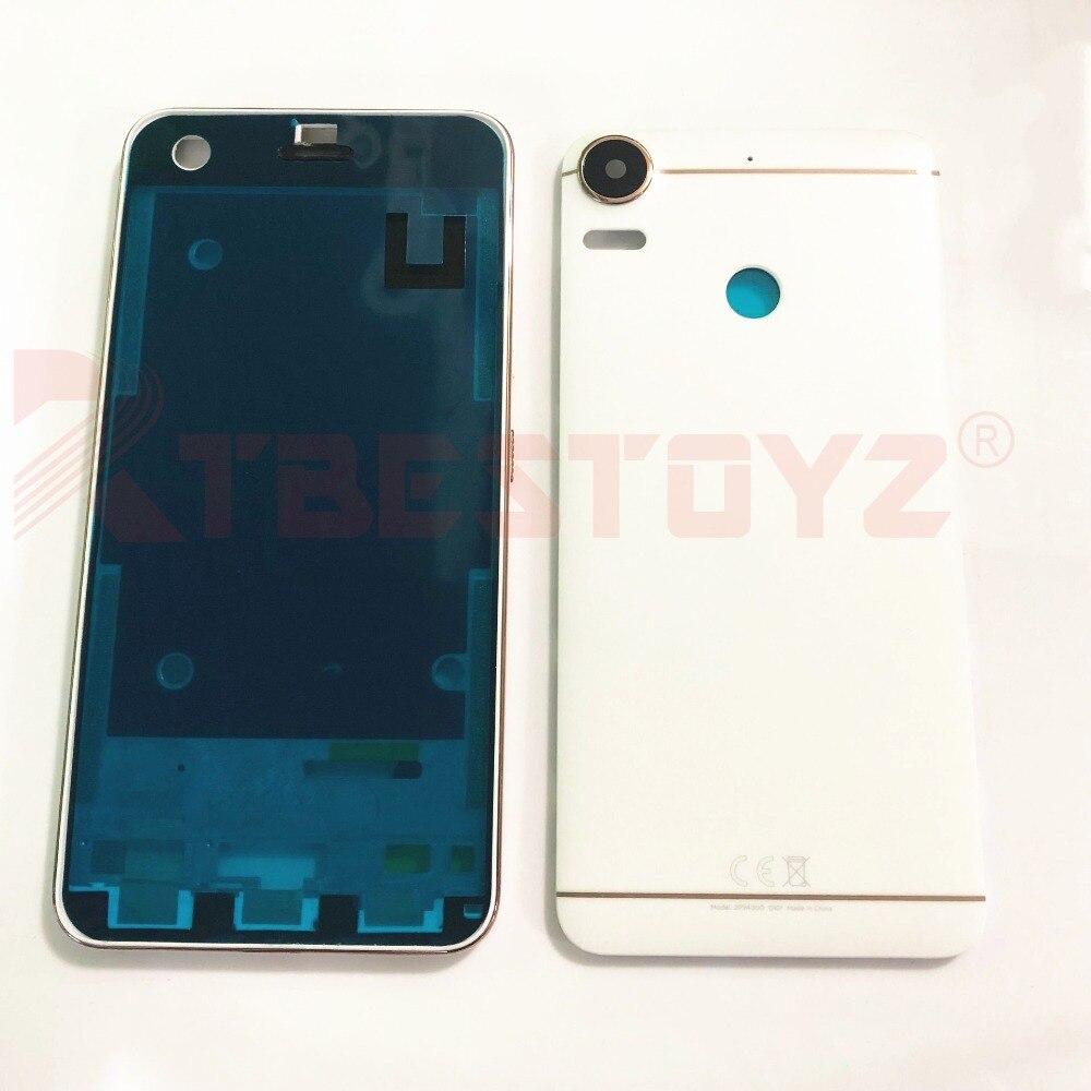 Pełna obudowa (obudowa przednia rama LCD ramka + tylna pokrywa) do HTC Desire 10 Pro