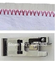 1 piece good quality home sewing machine edge joining presser foot for singer brother
