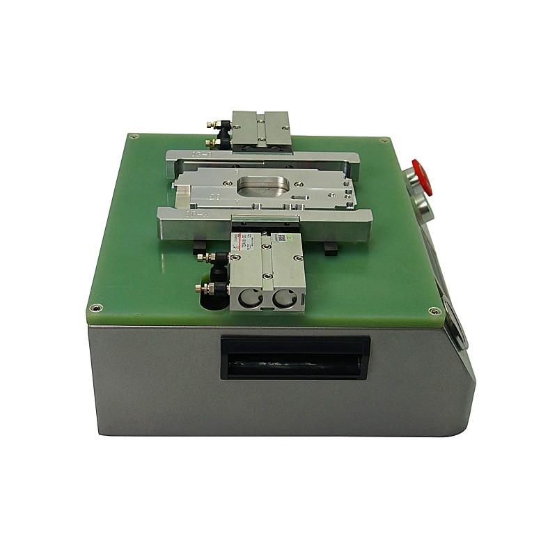 LY 958H Mini separador de cubierta de vidrio trasero máquina separada para iphone 8 8P 8 plus X vidrio trasero removedor de grietas