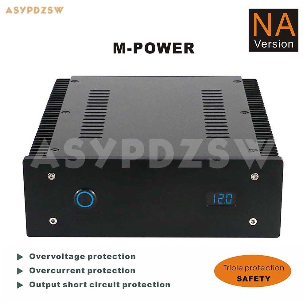 M-POWER NA Linear power supply With output protection DC 5V/18V/19V (Optional)