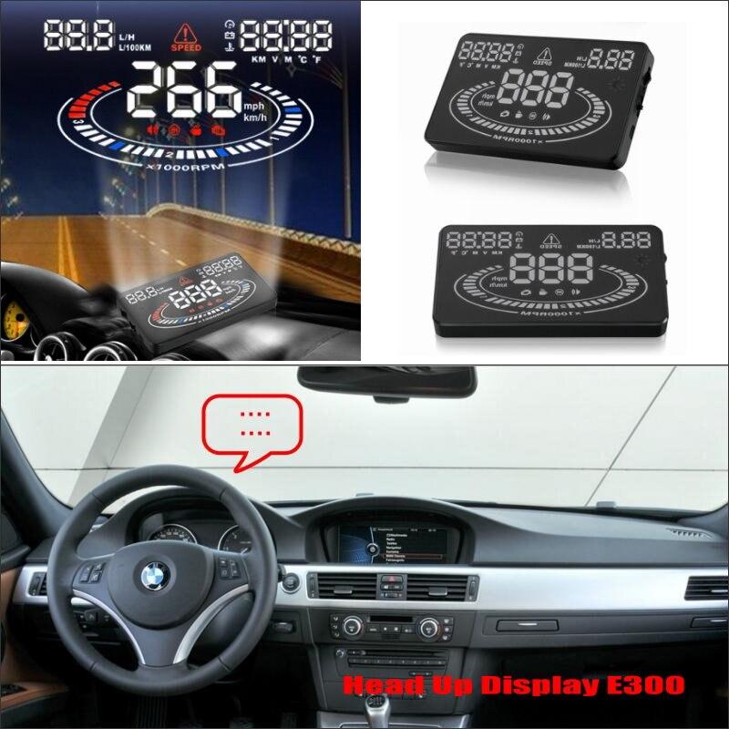 Exibição para cabeça hud de carro, para bmw 3/m3/x3 e46/e90/e91/e92/e93/f30/f31 auto hud segurança, projetor de tela de condução, reinstalação de para-brisa