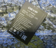 For DEXP IXION ML250 AMPER M 5200mAh Mobile Phone Li-ion Battery Replacement