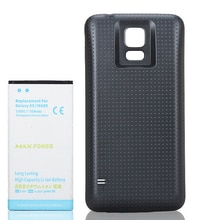 7000mAh High Capacity S5 Battery Phone External Battery for Samsung Galaxy S5 i9600 with Cover