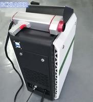 גבוהה דיוק רב שימוש מתכת גומי פלסטיק יקר מכשיר ניקוי מכונה סיבי לייזר ניקוי מכונת