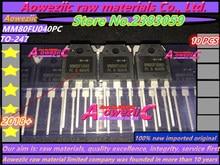 Aoweziic 2018 + 100% nouveau original importé MM80FU040PC MM80FU040 à-247 diode de récupération rapide 80A 400 V