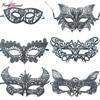 Partyfareast Kant Maskers Sexy Cosplay Oogmasker voor Vrouwen Meisjes Vlinder Vos Dier Bal Masker voor Party Carnaval Kostuum