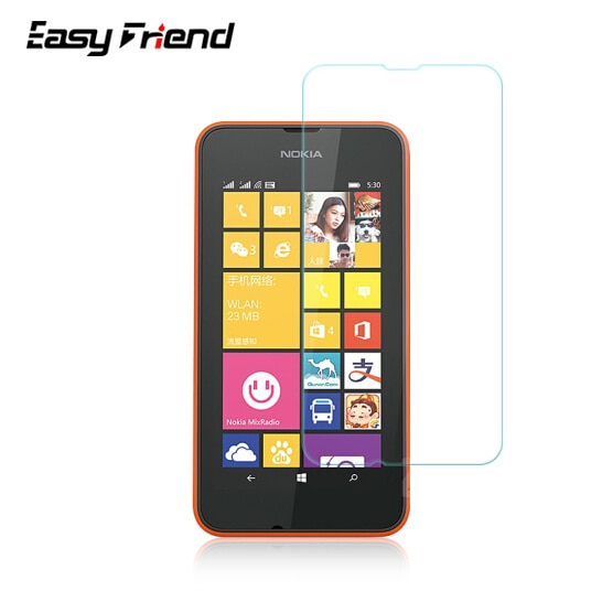 For Nokia Lumia 530 N530 Screen Protector 9H Toughened Protective Film Guard Premium Tempered Glass