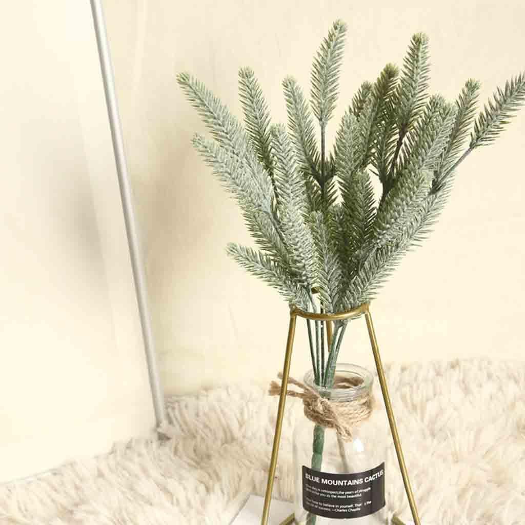Artificial Fake Silk Eucalyptus Decorative Roses Green Plants Leaves Artificials Garland Flowers Wedding Wall Decoration 618