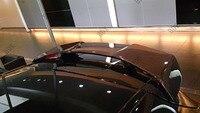 Fit for Mercedes-Benz W176 REVOZPORT A180 200 260 carbon fiber rear spoiler rear wing