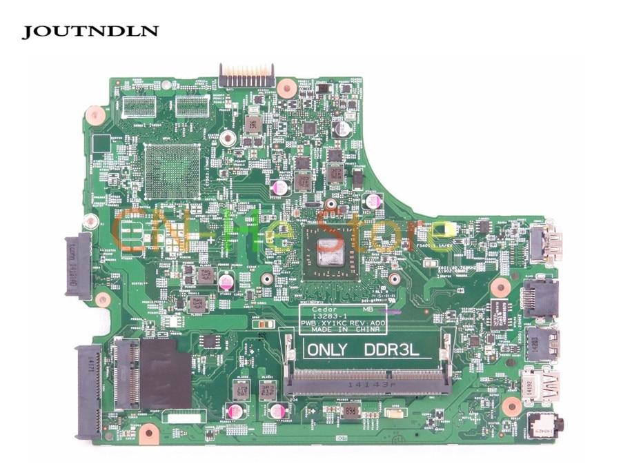 JOUTNDLN لديل انسبايرون 3541 اللوحة المحمول 03F7WK 03F7WK CN-03F7WK برنامج العمل والميزانية: XY1KC W ل A4-6210 وحدة المعالجة المركزية