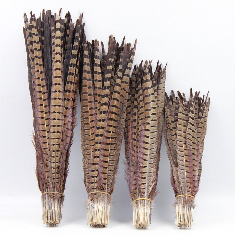 5pcs/lot 30-65cm/optional Pheasant Feathers Goose Feather family decorates mask decor hair extention