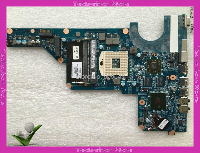 636371-001 لإتش بي الكمبيوتر المحمول اللوحة 636372-001 G4 G6 G7 G7T-100 اللوحة المحمول ، 100% اختبار 60 يوما الضمان
