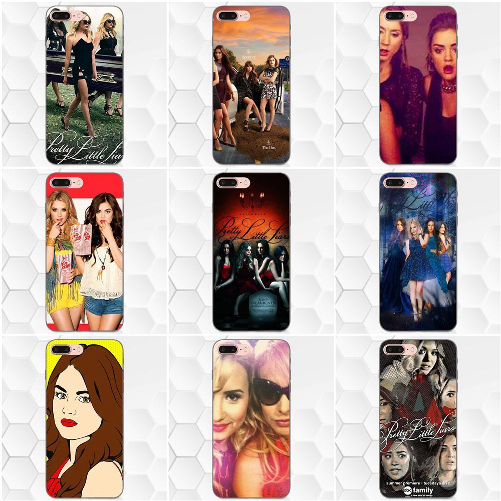 For Galaxy C5 C7 J1 J2 J3 J330 J5 J6 J7 J730 2017 Ace Core Duo Max Mini Plus Prime Pro Soft Phone Case Pop Pretty Little Liars
