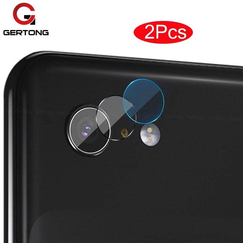 2 uds Cámara de la lente de vidrio templado de Google para Google Pixel 3A XL protector de lente de cámara trasera de Google para Google Pixel 3A HD protector claro de la película