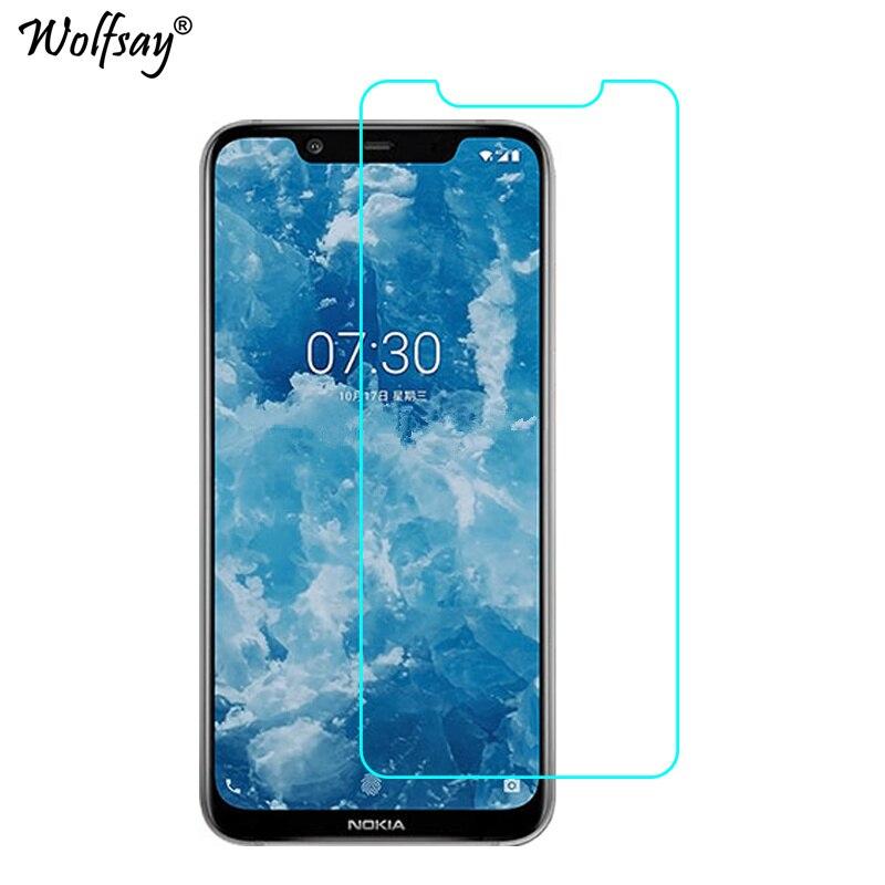 2 protectores de pantalla de cristal templado para Nokia 3,1 Plus X3, Protector de pantalla para Nokia X3, Protector de cristal Premium 9H para Nokia 3,1 Plus